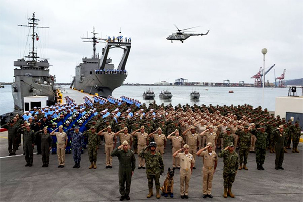 Requisitos para ingresar a la Marina