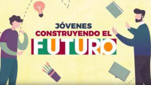 Jóvenes que construyen la introducción futura