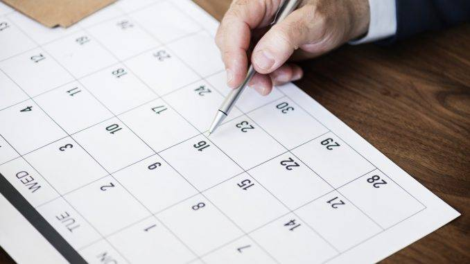 Fecha límite para enviar la solicitud para corregir formularios adicionales