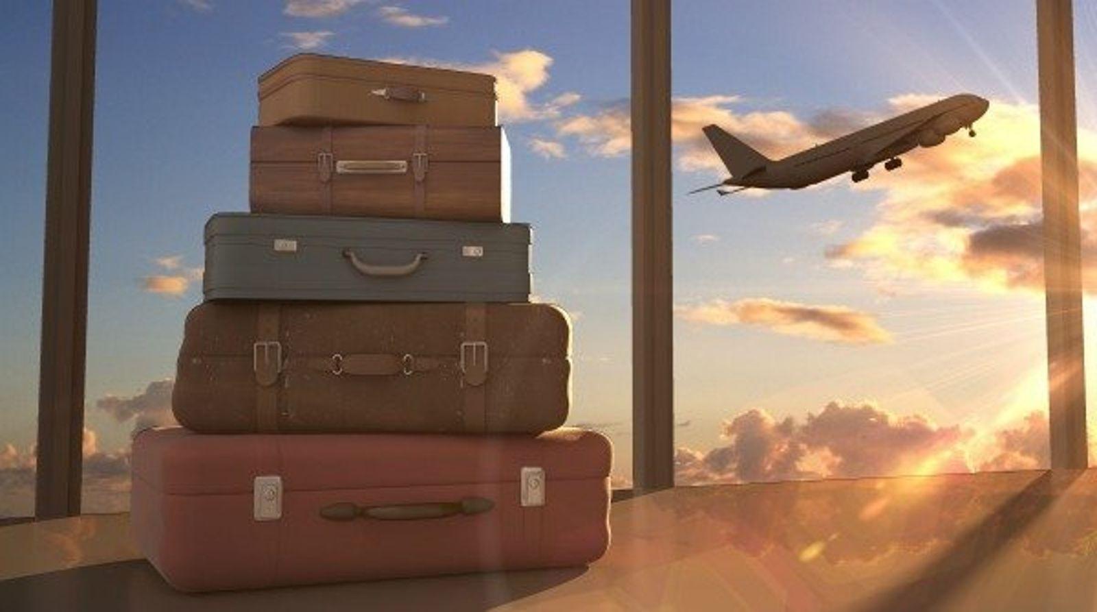 Solo necesita 9 pasos para viajar por el mundo: viajar, viajar