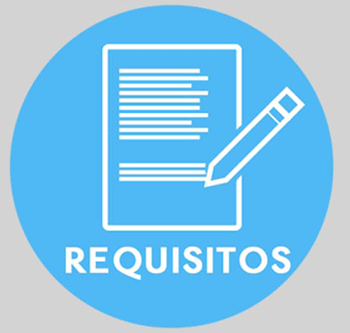 Requisitos para solicitar el certificado