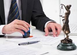 Disposiciones de la ley notarial boliviana
