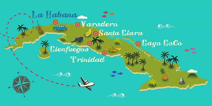 Requisitos para viajar de Bolivia a Cuba