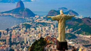 Lugares donde puedes visitar Brasil NR