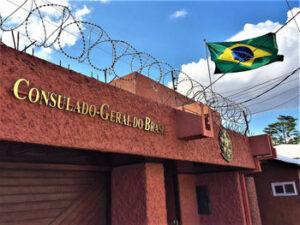 Consulado de Brasil en Bolivia