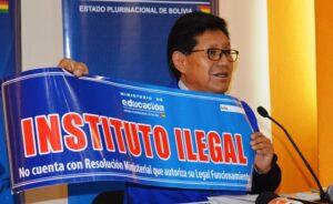 Instituciones ilegales