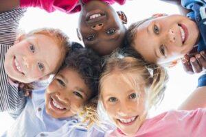 Calificación especial para jardín de infantes NR