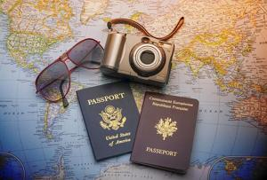 Pasaporte surcoreano NR