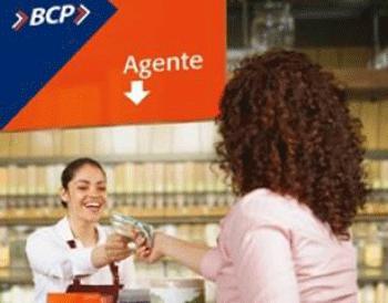 Aproveche ser un agente de BCP