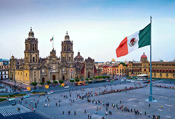 Viaja de Perú a México