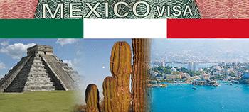 Qué países necesitan una visa para ingresar a México?