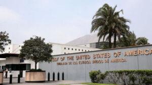 Embajada de los Estados Unidos