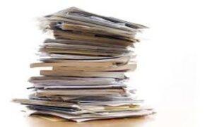 Requisitos para el formulario de actualización de la RDA