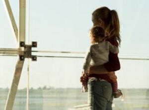 Autorización de viaje con niño Formulario de viaje para almacenamiento