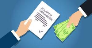 Formulario fiscal sobre la transferencia de bienes inmuebles 430