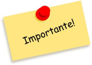 importante formulario de información 410
