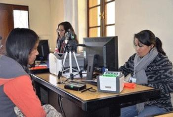 Sepa cómo obtener el certificado de empadronación para Bolivia