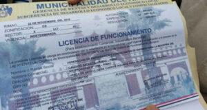 Licencia de operación introductoria