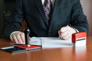 Requisitos para ser una conclusión notarial NR