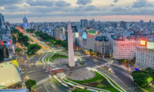 Viaje a Argentina Intro