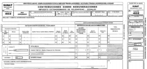 Descubra cómo completar las contribuciones del formulario 402 a la remuneración