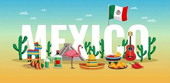 Descubra las condiciones para viajar de Perú a México