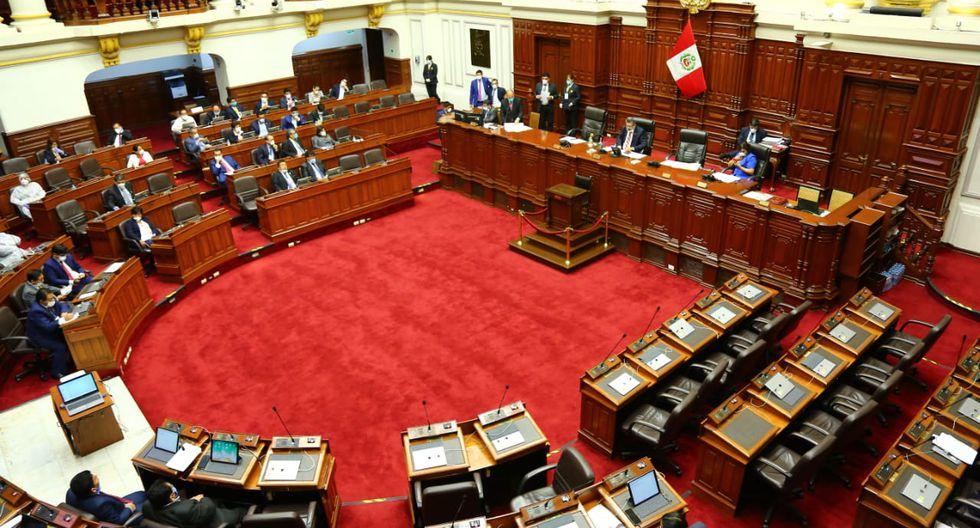 El Congreso exime a los parlamentarios de la obligación de presentar una declaración de interés jurada para PERÙ ör GESTION
