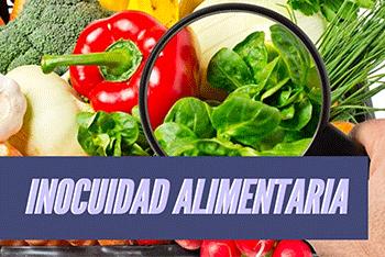 Obtenga el certificado de seguridad alimentaria