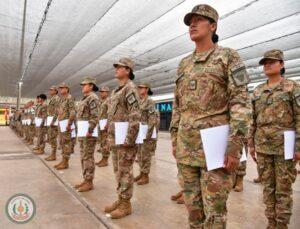 Requisitos para unirse al ejército