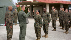 Carreras en el ejército