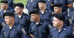 Policía con malas calificaciones
