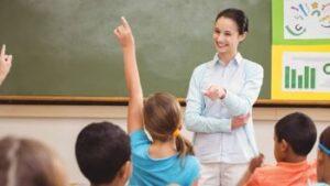 ser un profesor de introducción