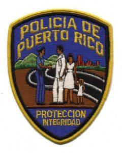 Policía introductoria de pto rico
